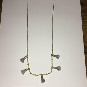 Long Tassle Necklace